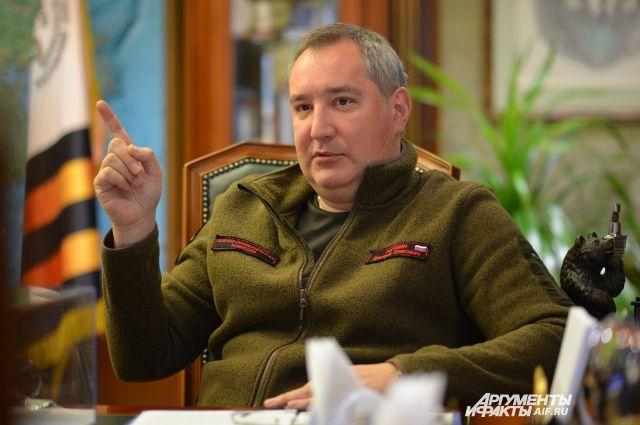 Рогозин поручил в мае начать второй этап строительства Восточного