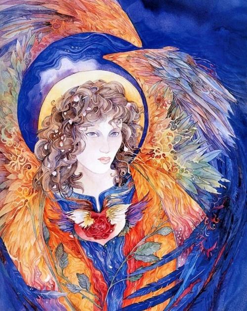 художник Хелен Нельсон-Рид (Helen Nelson-Reed) картины – 17