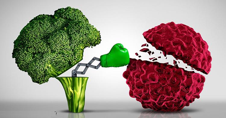 Рак умирает, пока вы едите эти 7 вещей. Не панацея, но все же…