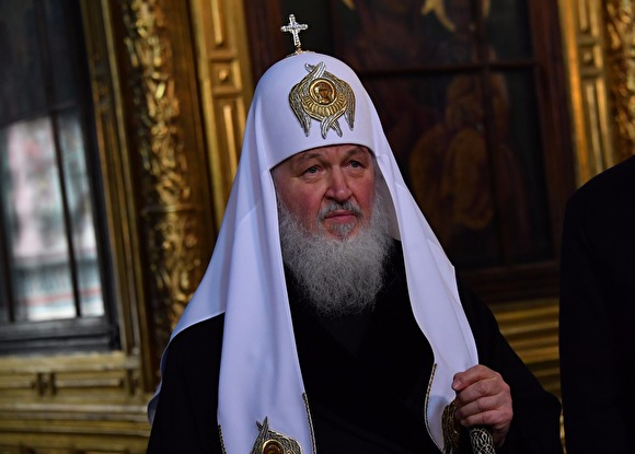 Представитель РПЦ: патриарх Кирилл не живет в роскоши, а нагрузки у него «нечеловеческие»