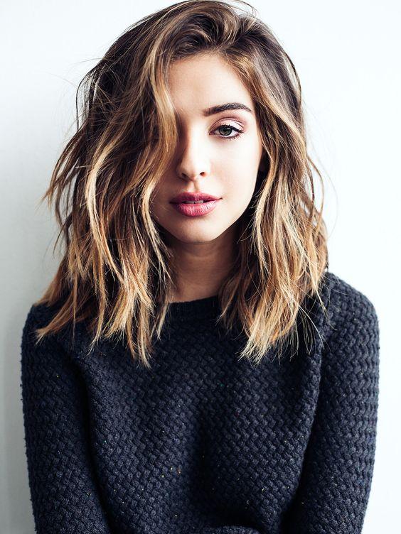 Стань стильной с модной стрижкой боб: шикарныt вариантs на длинные волосы