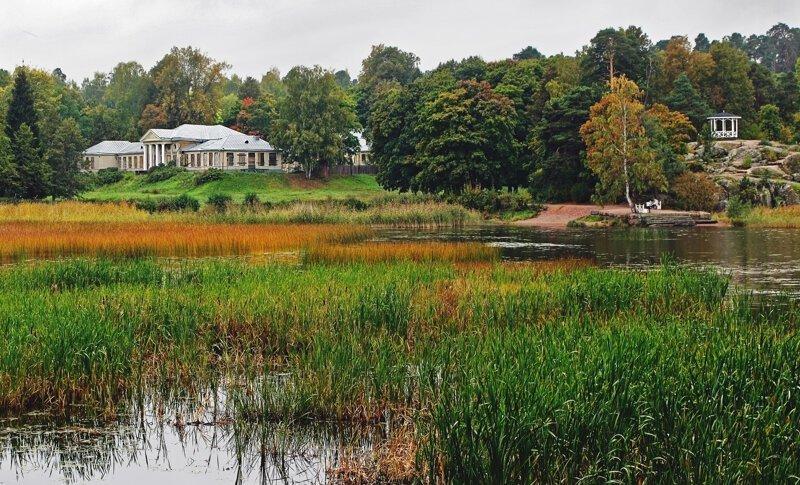 Парк Монрепо в Выборге СПб, достопримечательности, путешествие, санкт-петербург