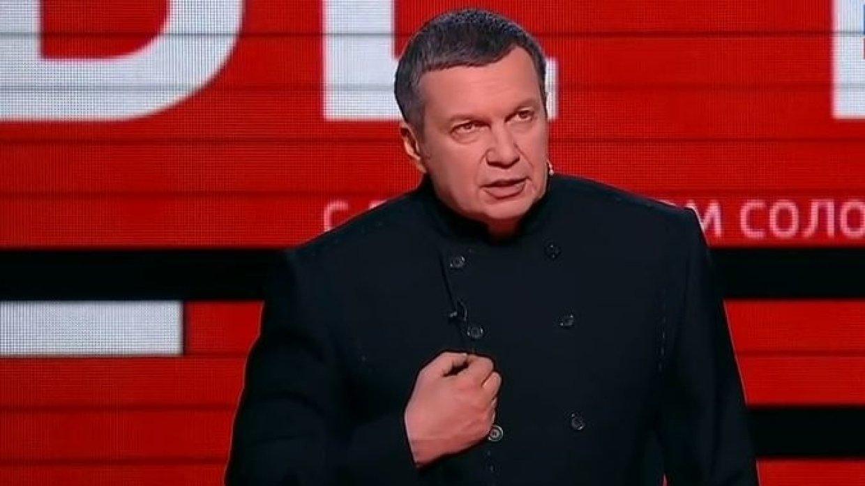 «А вы попробуйте нам не отдать»: Соловьев напомнил американцу о долге США перед Россией
