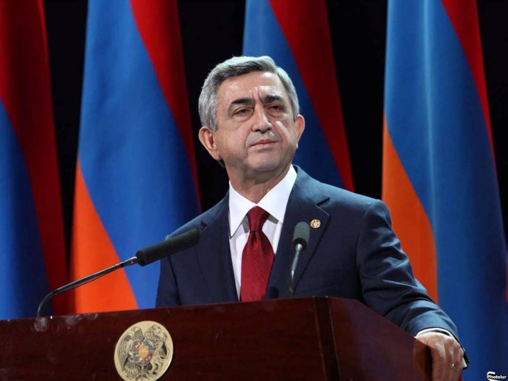 Почему Серж Саргсян подал в отставку?
