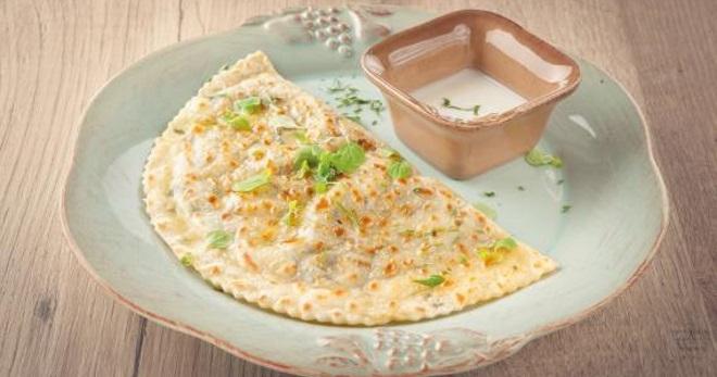 Кутабы с мясом по-азербайджански - вкусные рецепты классического теста и разных начинок