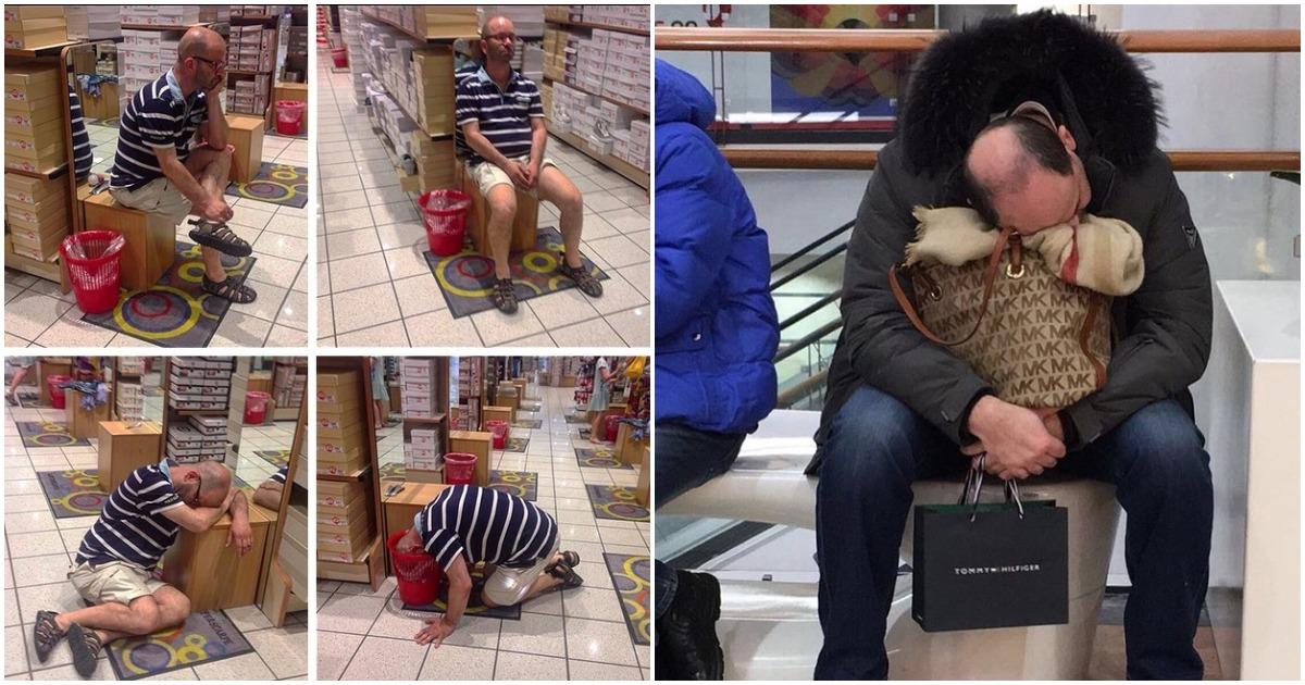 Испытание шопингом: слабонервным не смотреть
