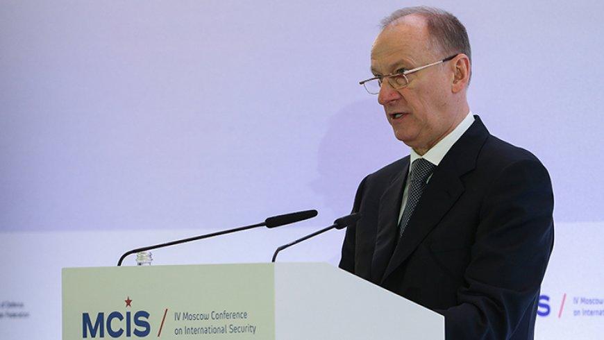 Патрушев: Россия должна реаг…