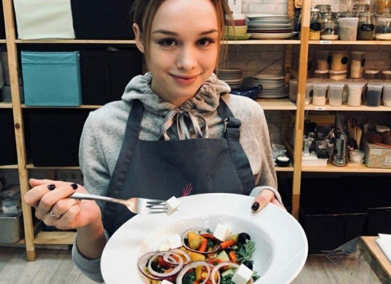 Диана Шурыгина окончила кулинарные курсы и поделилась своими шедеврами
