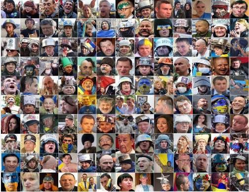 Невеселые картинки из Украины