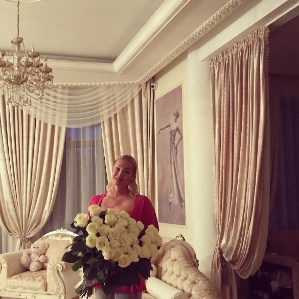 В гостях у звезды: Анастасия Волочкова