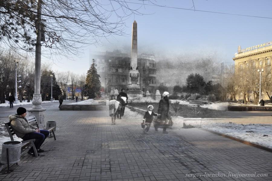 Связь времен. СТАЛИНГРАД 1942/43 - ВОЛГОГРАД 2013