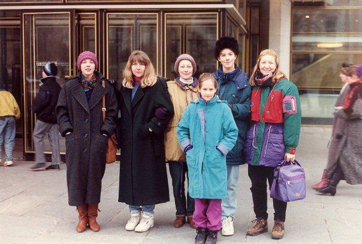 Дети перестройки: как мы одевались