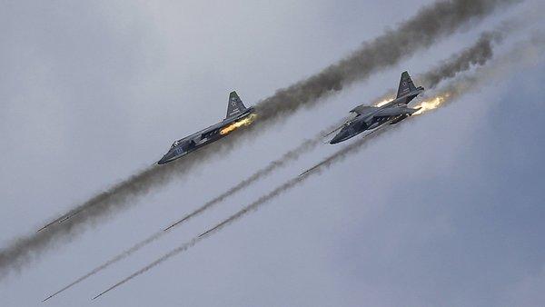ВВС России сработали чётко –…