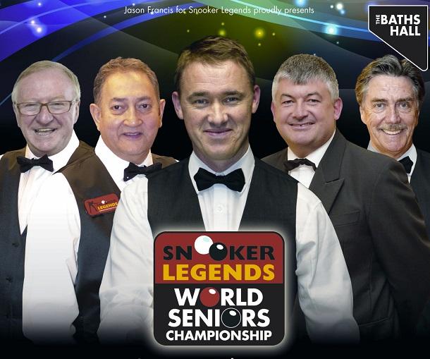 World Seniors Snooker Champi…