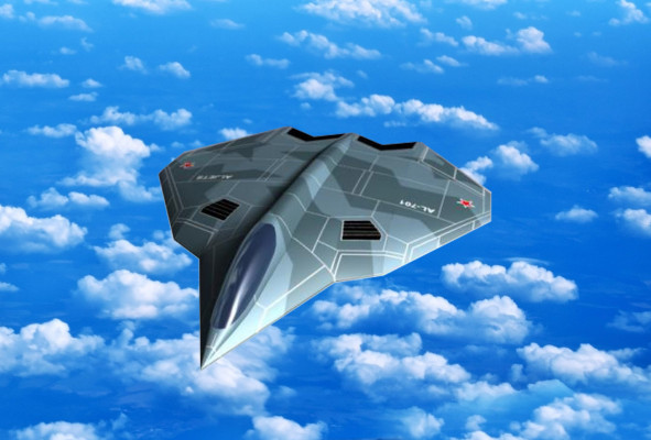 Будущее истребителя 6 поколения: лазеры, выжигающие «глаза ракет», СВЧ-пушки и новые радары