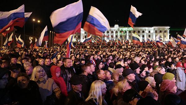Украинская журналистка не об…