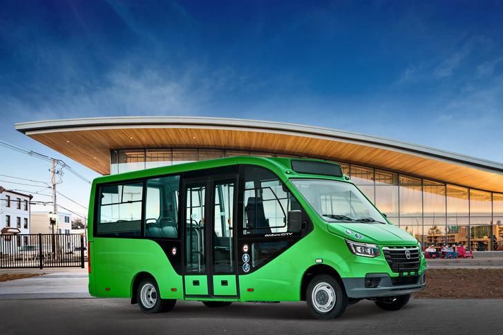 GAZelle City:  ГАЗ сертифицировал автобус нового поколения России