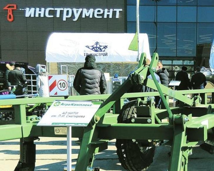 Перековать мечи на орала: сельскохозяйственное машиностроение