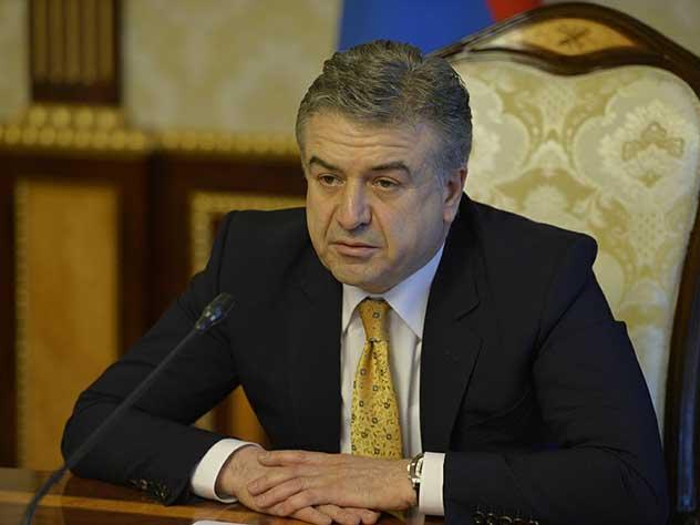 Глава армянского правительства объяснил отказ от переговоров с Пашиняном