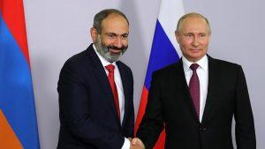 Пашинян заявил о планах достигнуть нового уровня отношений с Россией
