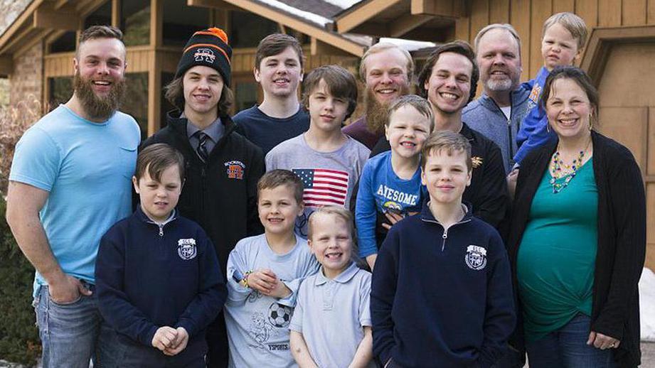 14 сыновей и ни одной дочери