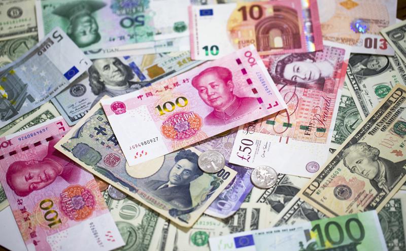 Юань и евро хоронят доллар