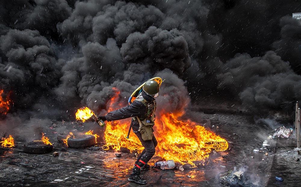 О новом бунте в Киеве, или Ф…