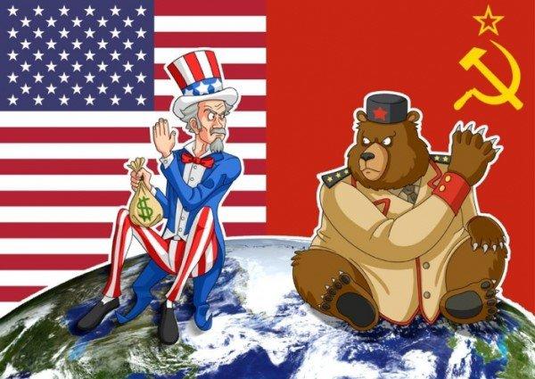 Ольга Туханина. СССР как идеальный враг для Запада. Но на безрыбье – и Россия подойдет