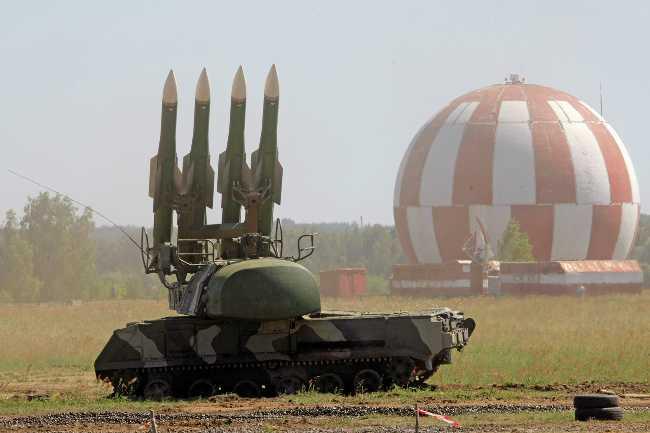 Москва бьет тревогу: Украина пустит ракеты в воздушное пространство РФ в районе Крыма - в опасности гражданская авиация