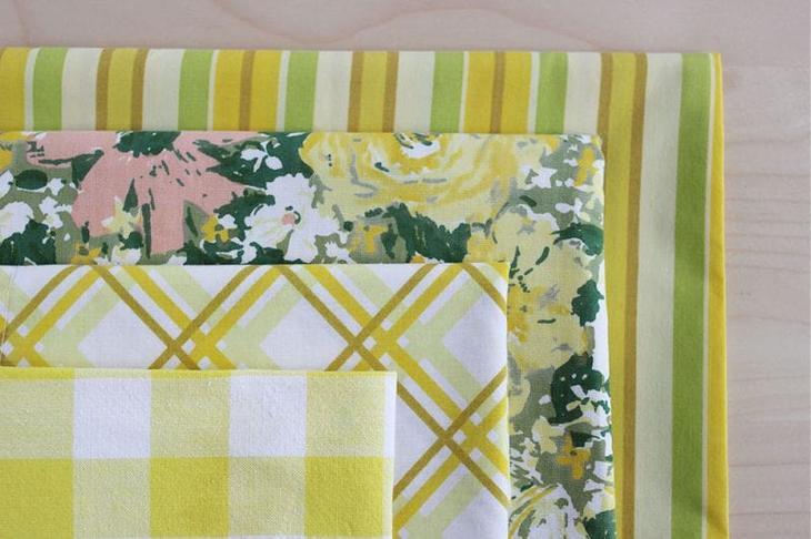 Ткани для шитья кухонных полотенец