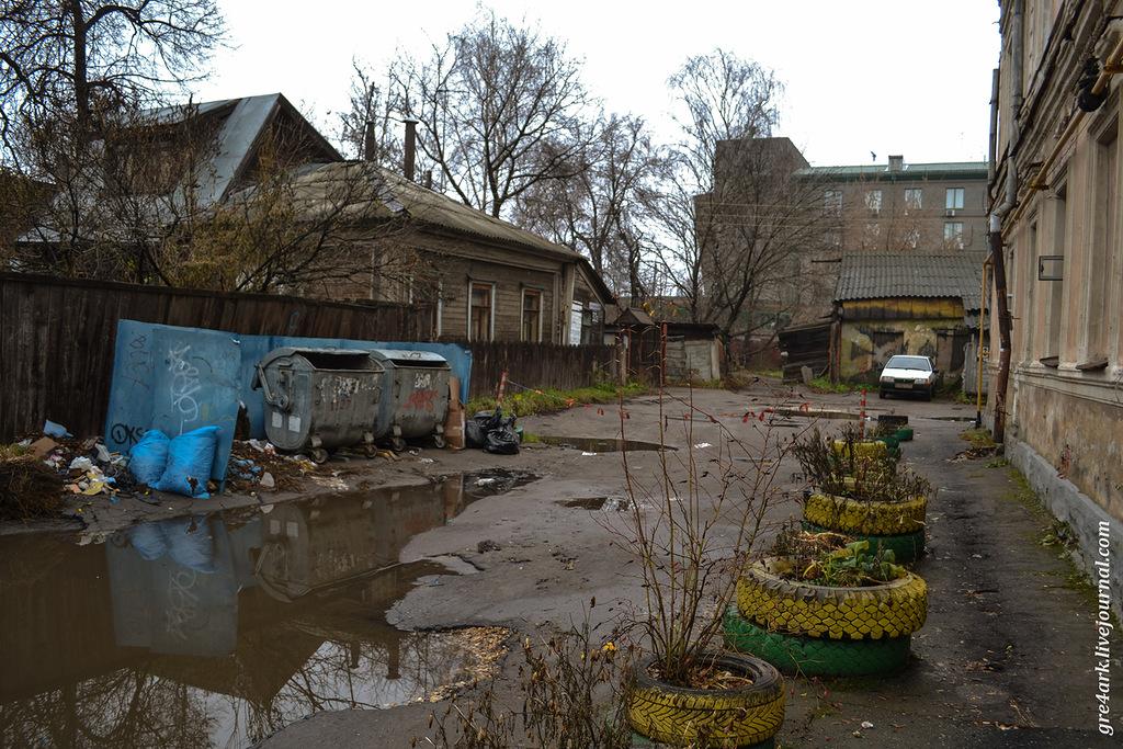 Главная проблема российских городов