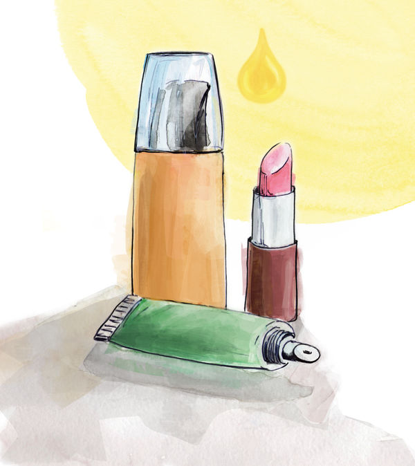 10 средств для макияжа с маслами