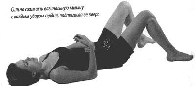 Имбилдинг. Упражнение третье. пульс-мигание