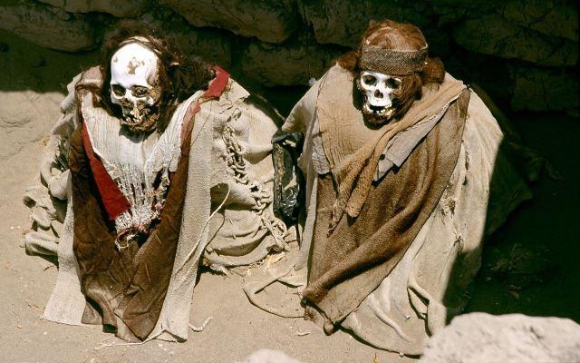 Кладбище Чаучилла. Самые страшные места на планете. Просто жуть (фото и видео)