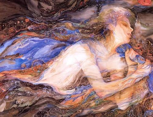 художник Хелен Нельсон-Рид (Helen Nelson-Reed) картины – 13