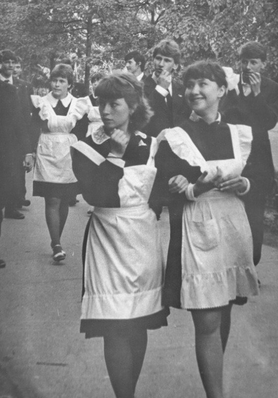 Выпускницы 1970-х