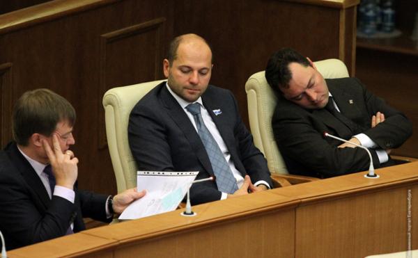 Депутаты совсем оборзели и ЖАЛУЮТСЯ на низкую зарплату