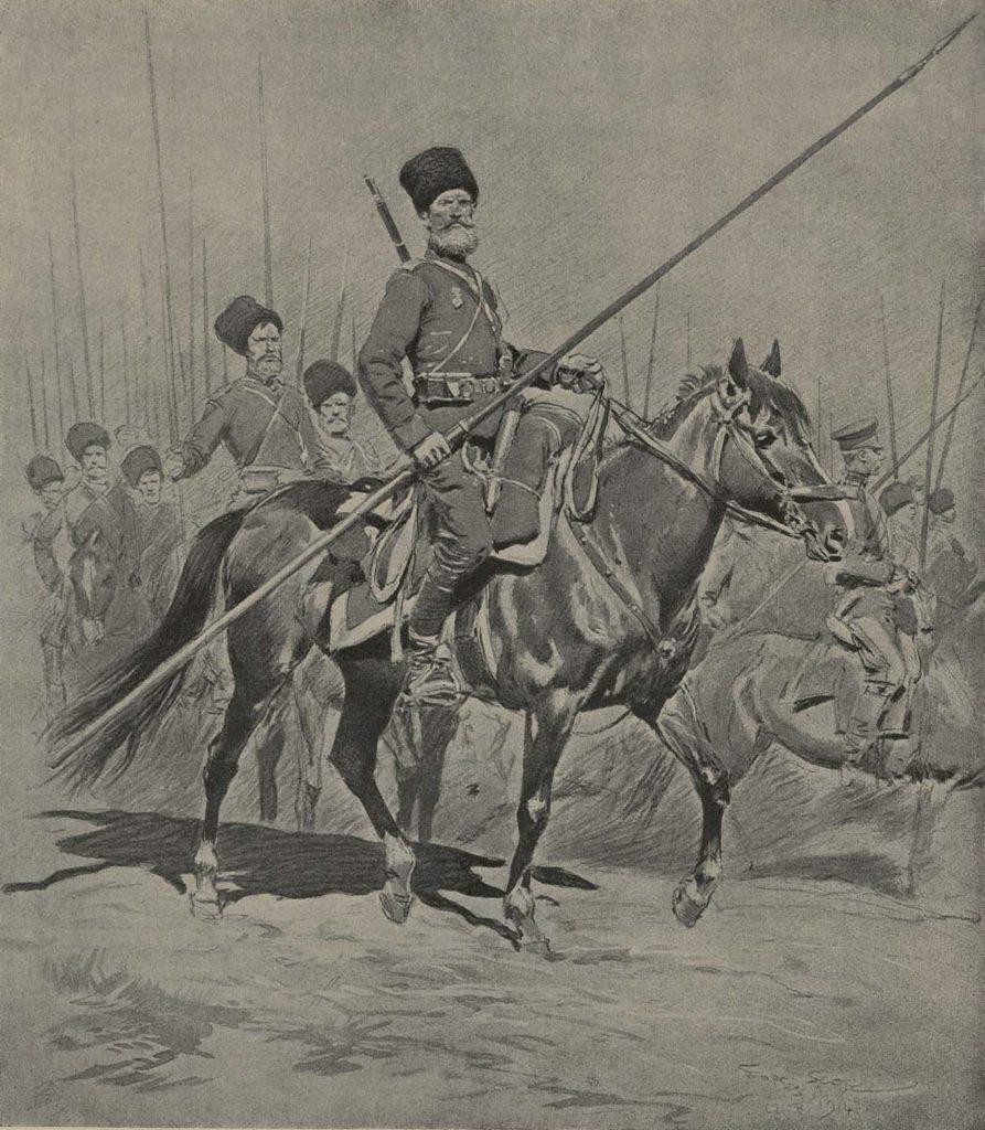 Первая мировая война в живописи и авторских картинах