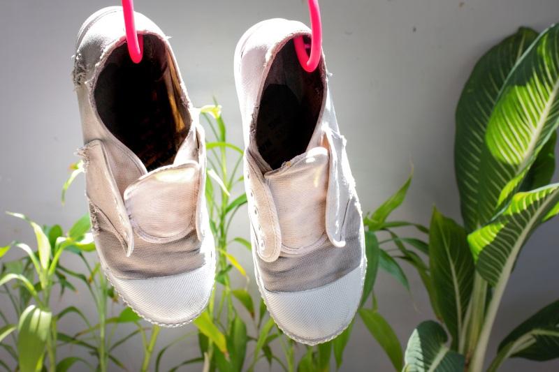 стирка спортивной обуви в машинке