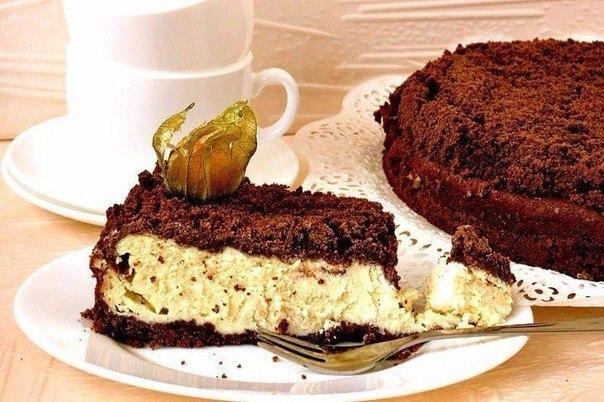 Торт «Творожок под одеялом». Удивите гостей нежным и вкусным тортиком