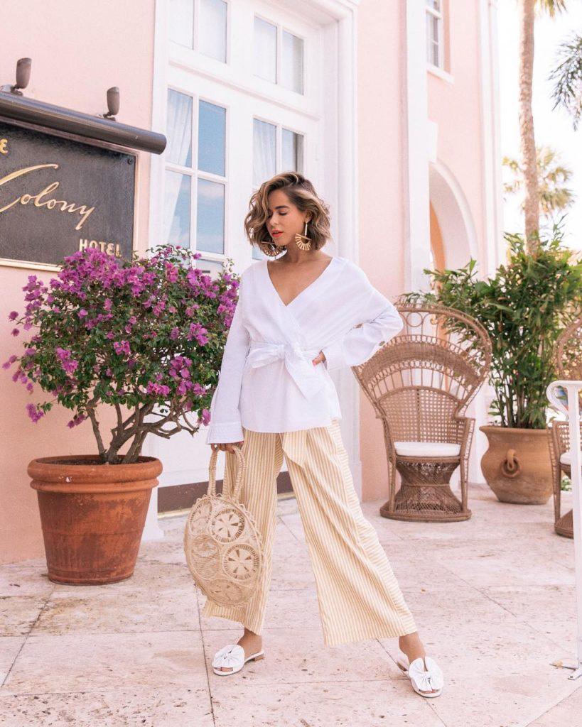 Повседневный стиль – как одеваются европейские женщины возраста 40+ летом