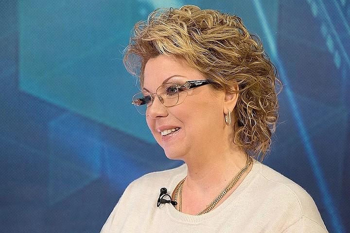 Ямпольская отметила важность развития культуры в стране