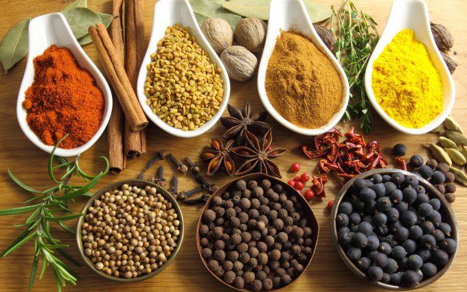 6 специи, полезных для вашего здоровья