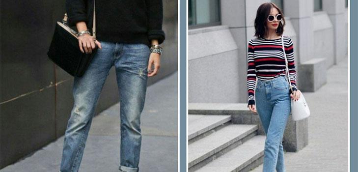 Модные джинсы-2018: как их стильно носить