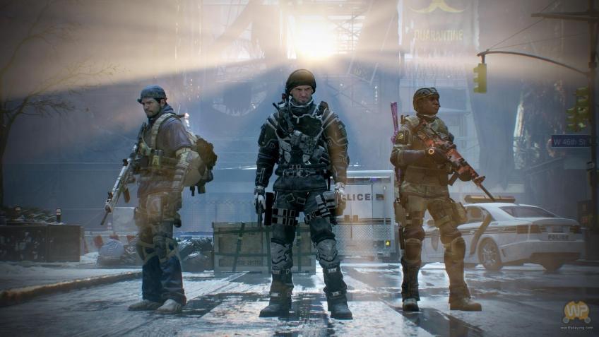 Дополнение Expansion II: Survival к The Division получит бесплатные выходные