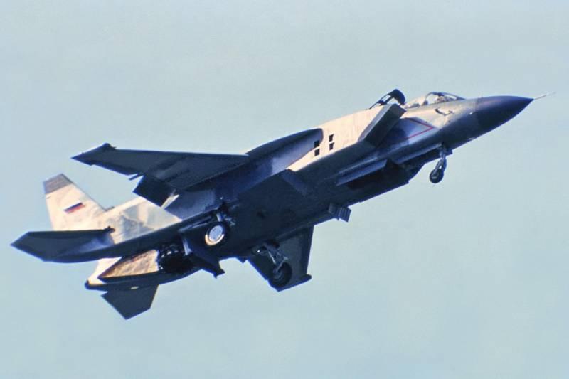 Российский самолёт вертикального взлёта: взгляд в будущее