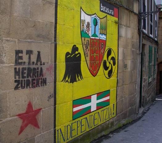 «Страна басков» может объявить о расформировании организации