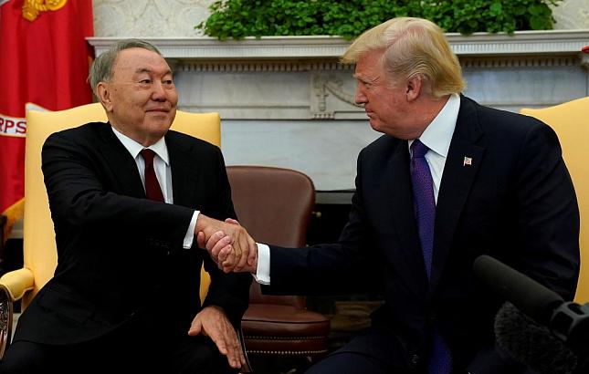 Казахстан воздержался от России в Совбезе ООН