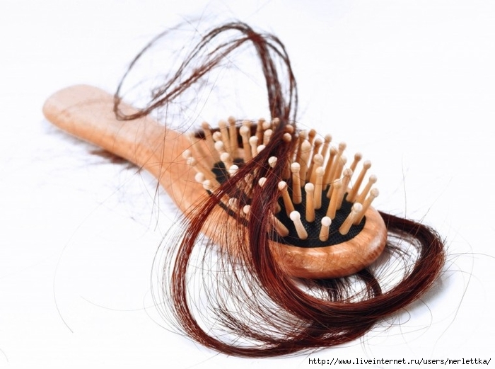 Полчаса для себя. Какие привычки способствуют выпадению волос