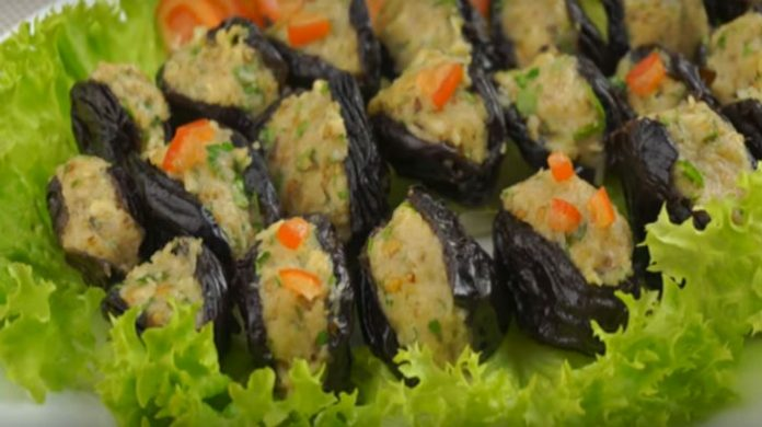 Мидии из чернослива — закуска, которая первой исчезает со стола
